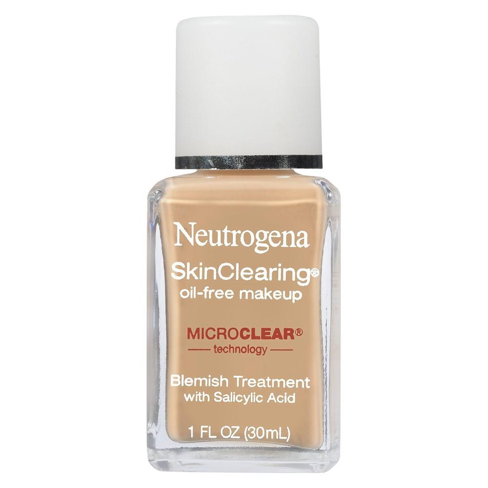 Neutrogena Skin Clearing Liquid Makeup - 40 Nude - 1 fl oz