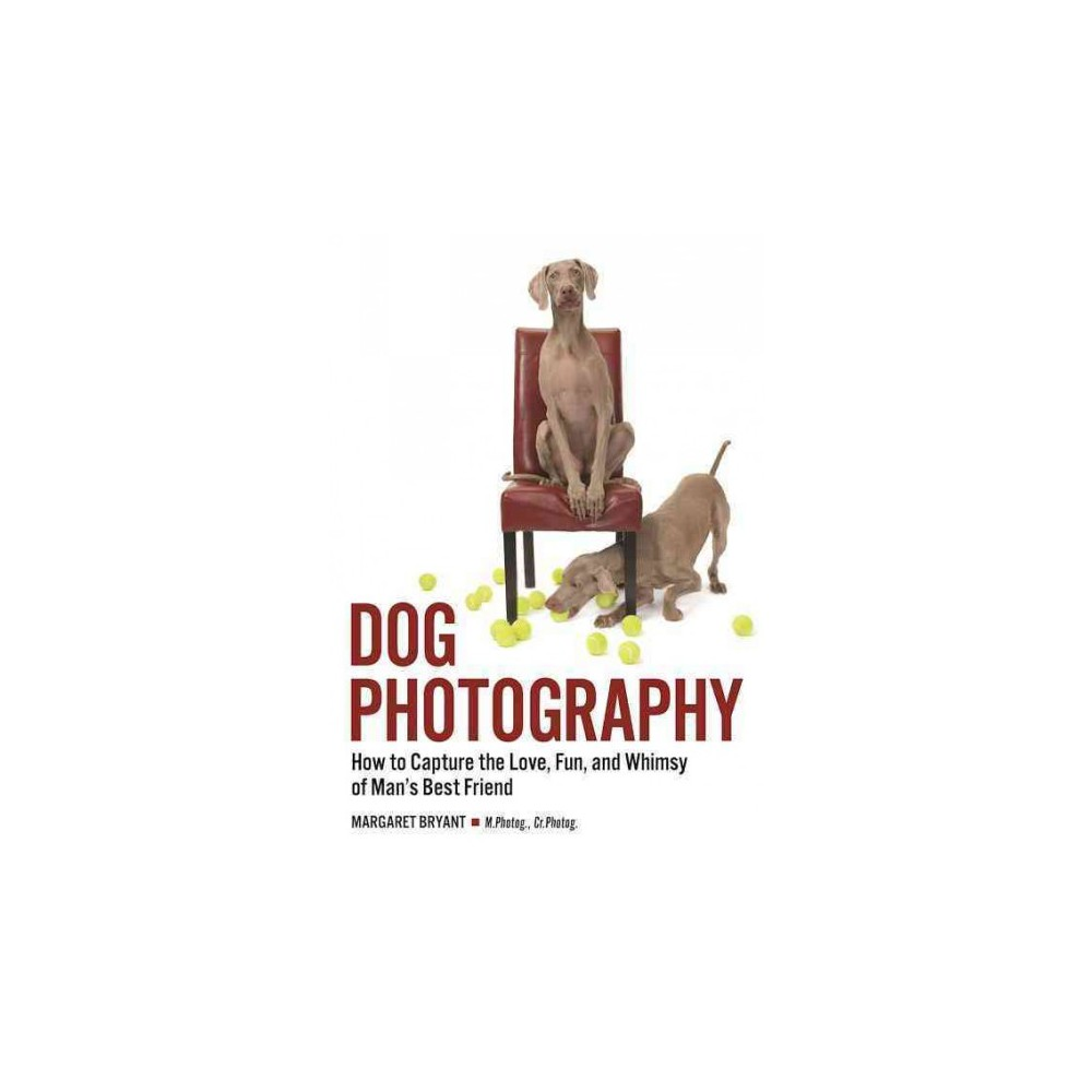 Dog Photography : How to Capture the Love, Fun, and Whimsy of Man's Best Friend (Paperback)