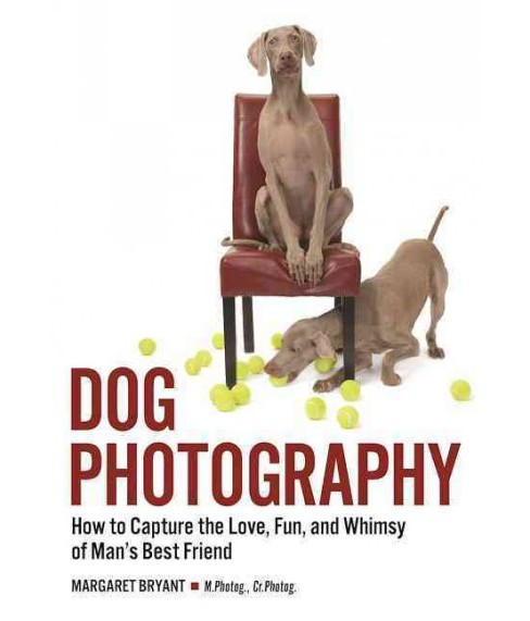 Dog Photography : How to Capture the Love, Fun, and Whimsy of Man's Best Friend (Paperback) - image 1 of 1