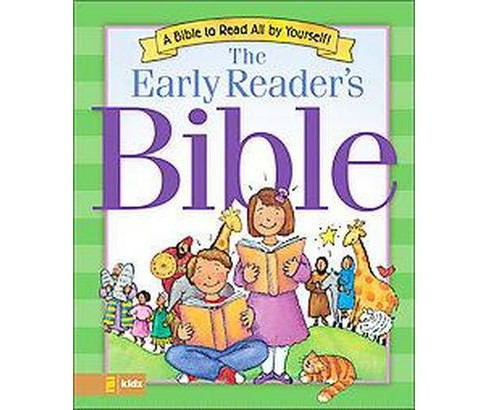 Early Reader's Bible : A Bible to Read All by Yourself (Revised) (Hardcover) (V. Gilbert Beers) - image 1 of 1