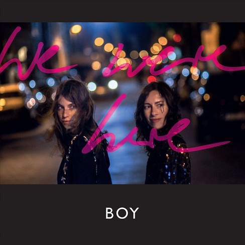 Boy - We were here (CD) - image 1 of 1