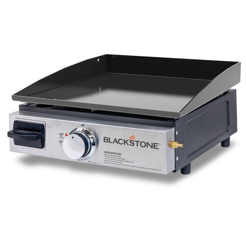 """Blackstone 17"""" 1650 Table Top Griddle Station - image 1 of 2"""