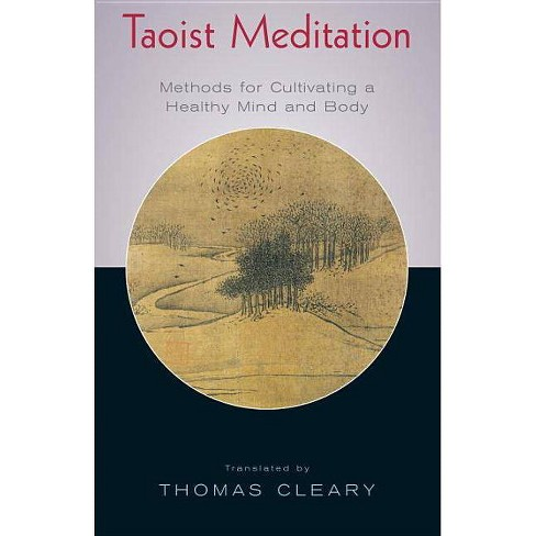 Taoist Meditation - by Thomas Cleary (Paperback)
