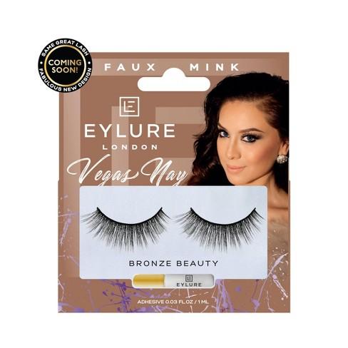 2199210e3e9 Eylure False Eyelashes Vegas Nay Luxe Collection Bronze Beauty - 1pr ...
