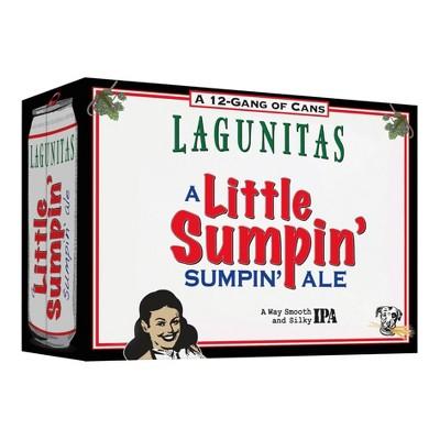 Lagunitas Little Sumpin' Sumpin' IPA Beer - 12pk/12 fl oz Cans