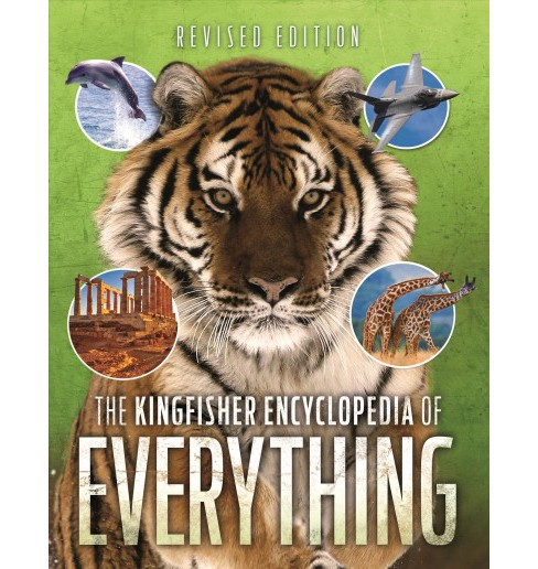 Kingfisher Encyclopedia of Everything (Revised) (Paperback) (Sean Callery & Clive Gifford & Dr. Mike - image 1 of 1