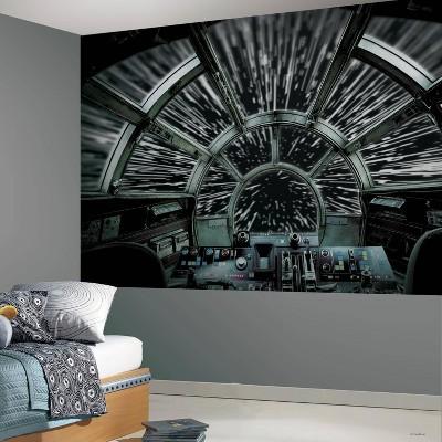 Star Wars Kids Wall Decor Target