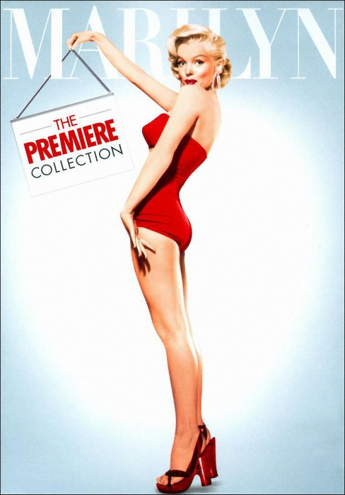 Marilyn: The Premiere Collection (17 Discs) (dvd_video) - image 1 of 1