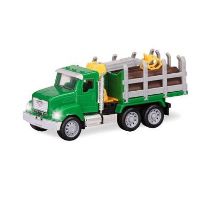 DRIVEN – Toy Logging Truck – Micro Series