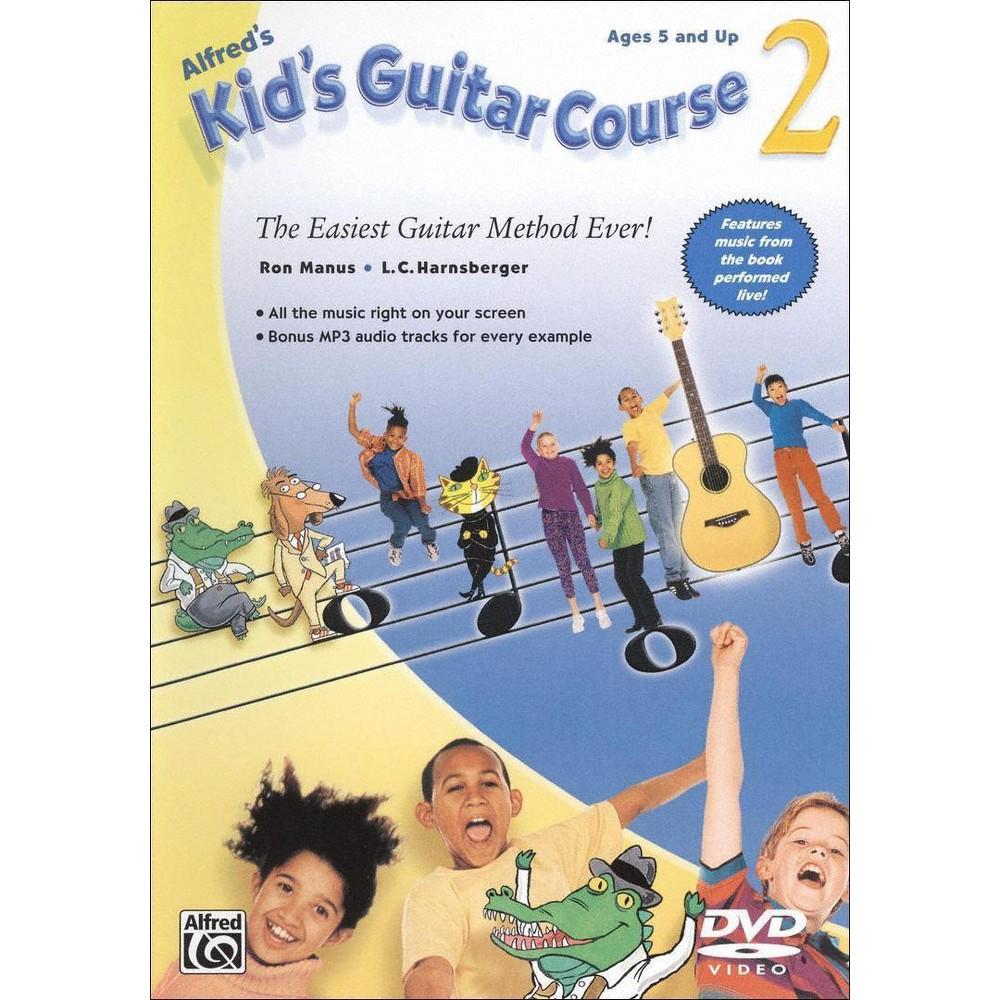 Kids Guitar Course 2 (Dvd)