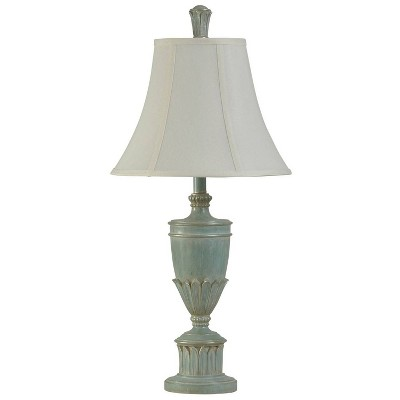 Cibali Table Lamp Blue - StyleCraft