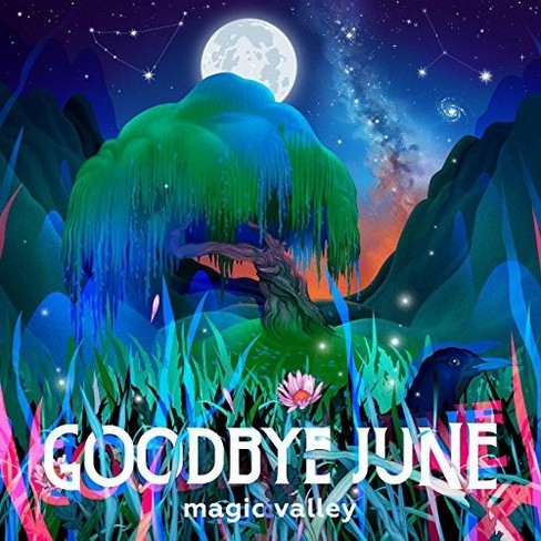 Goodbye June - Magic Valley (CD) - image 1 of 1