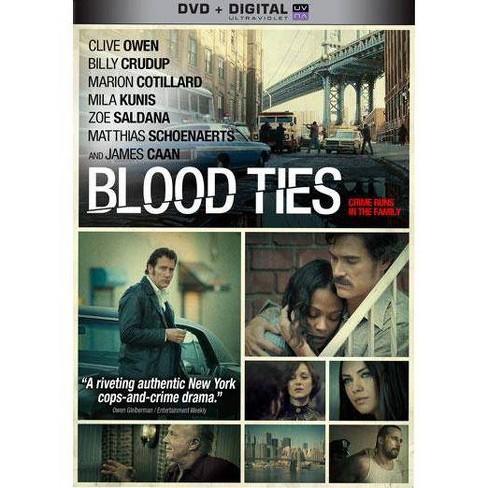 Blood Ties (DVD) - image 1 of 1