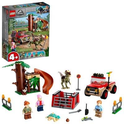LEGO Jurassic World Stygimoloch Dinosaur Escape 76939 Building Kit