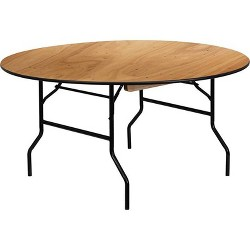 Riverstone Furniture Collection Fold Table Natural