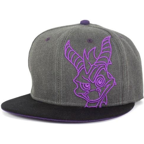 Spyro Snapback Brimmed Hat   Target c5fcfb029df
