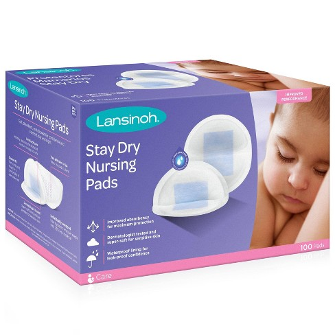 Lansinoh Disposable Nursing Pads 100ct - image 1 of 4