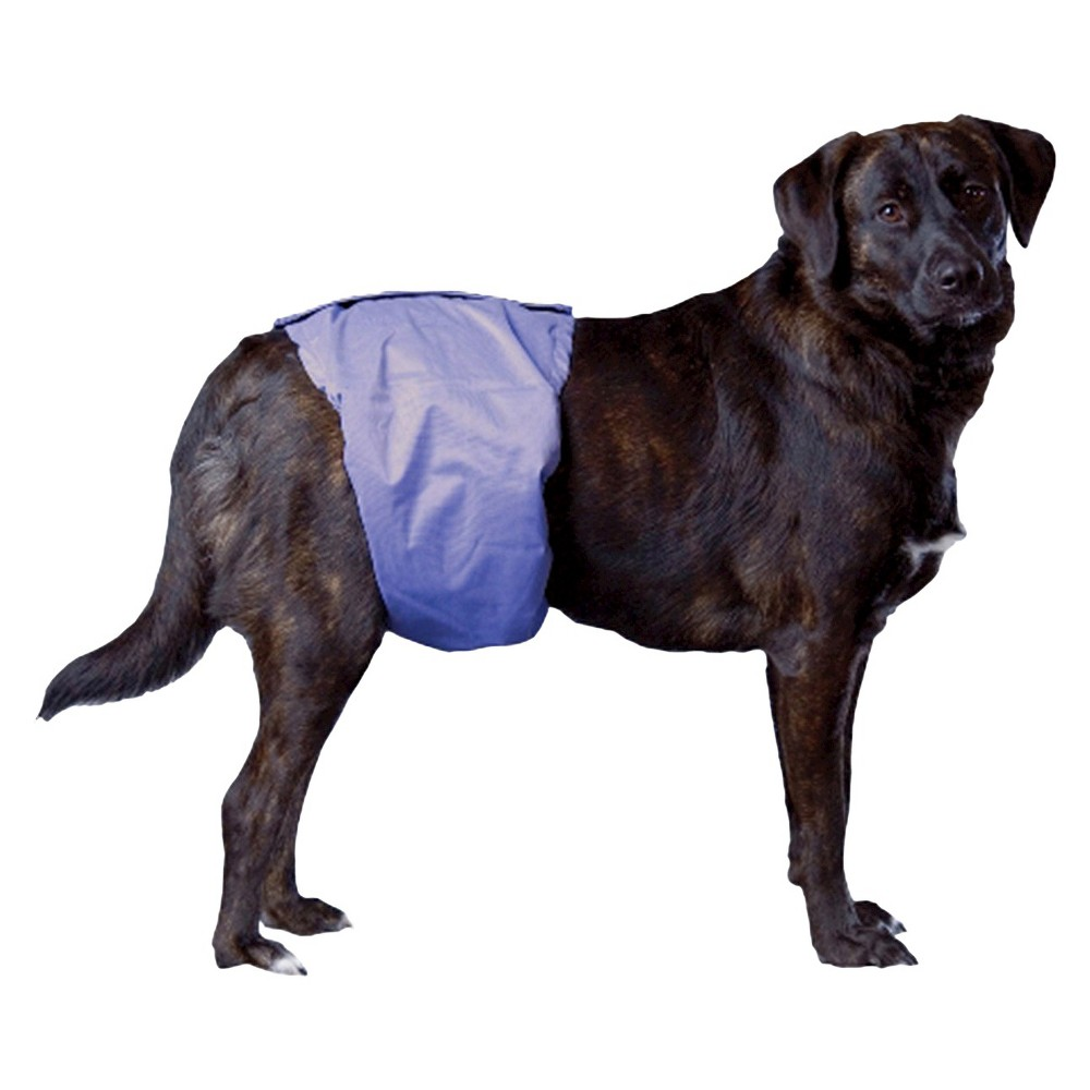 Poochpad PoochPants Reusable Male Wrap Diapers for Pets -...
