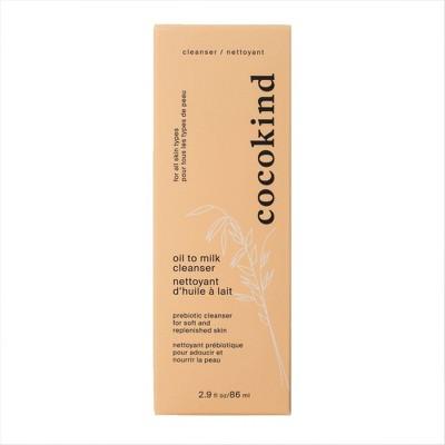 Cocokind Oil to Milk Cleanser - 2.9 fl oz