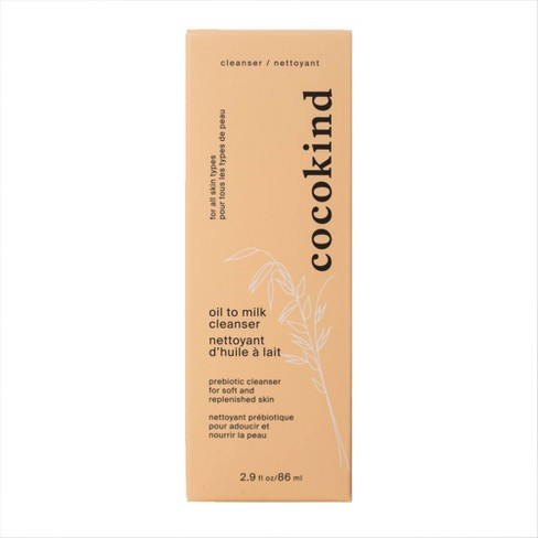 Cocokind Oil to Milk Cleanser - 2.9 fl oz - image 1 of 4