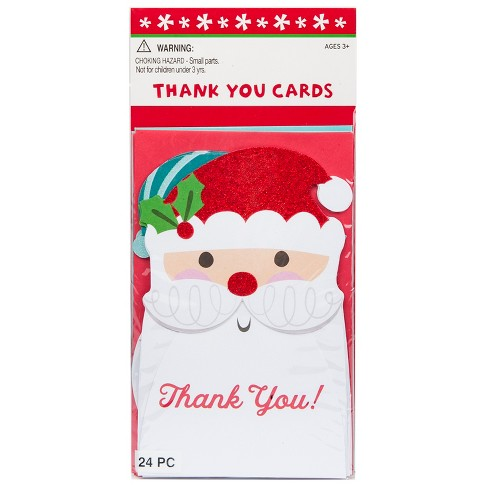Thank You Holiday Cards 8ct-International Greetings - image 1 of 2