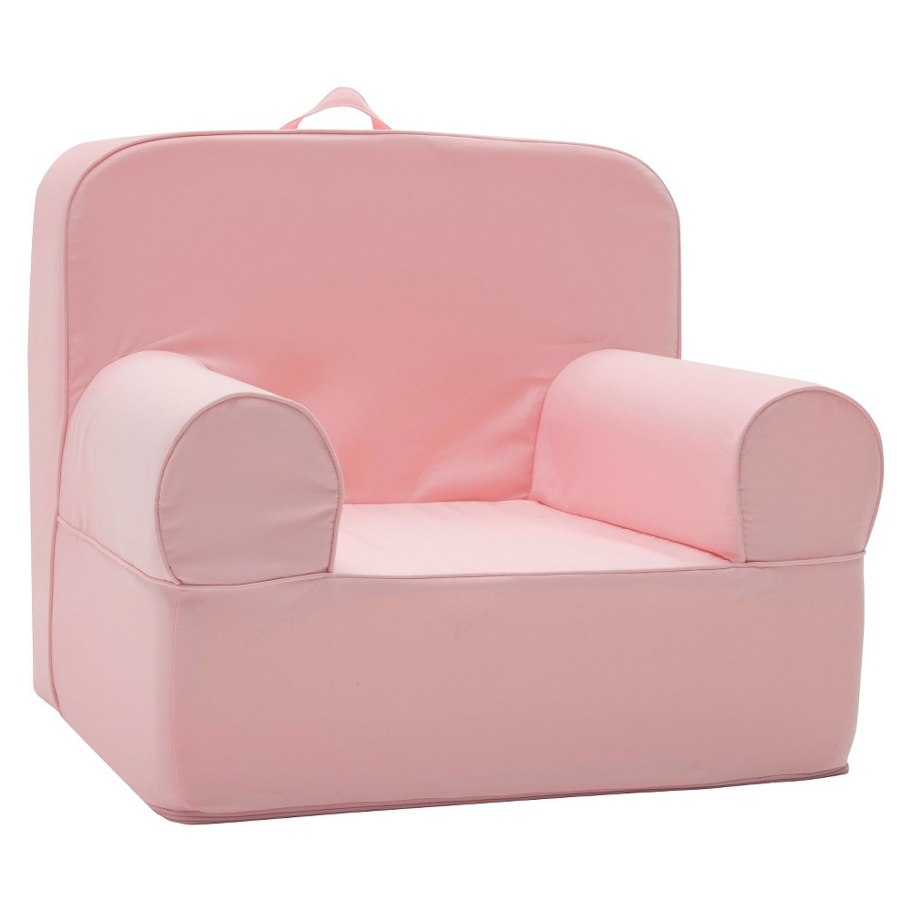Medium Luna Lounger Chair Replacement Cover - Daydream Pink (Chair Sold Separately) - Pillowfort