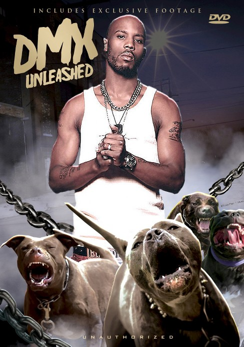 Dmx:Unleashed unauthorized (DVD) - image 1 of 1