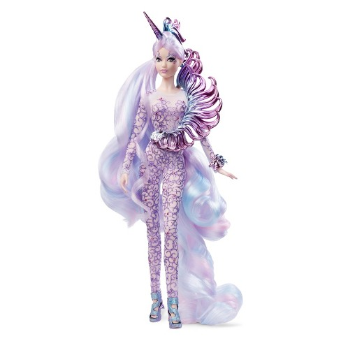 Barbie Collector Unicorn Goddess Doll - image 1 of 13