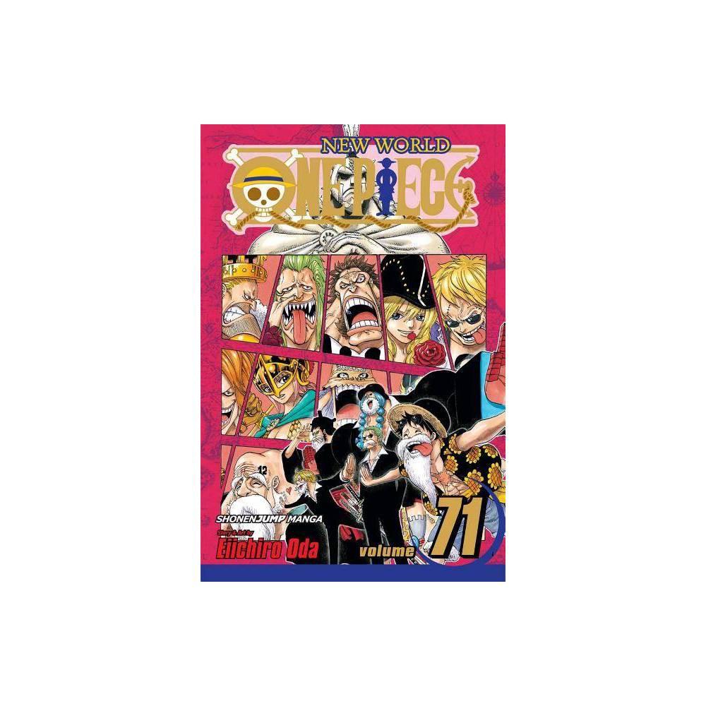 One Piece Volume 71 By Eiichiro Oda Paperback