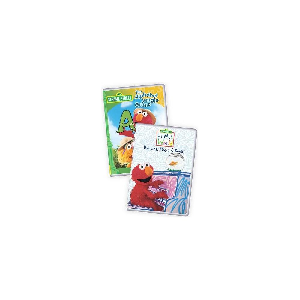 Sesame Street:Elmo's World Dancing Mu (Dvd)