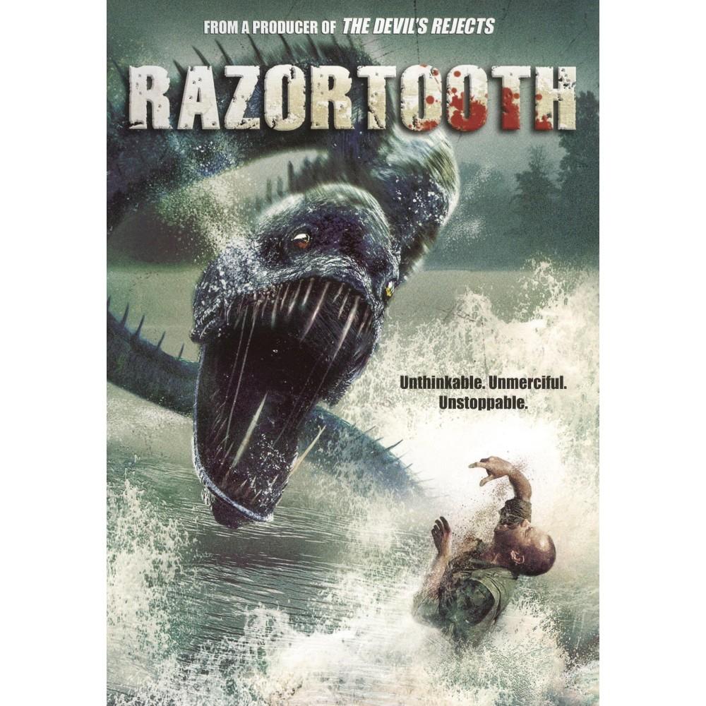 Razortooth (Dvd), Movies