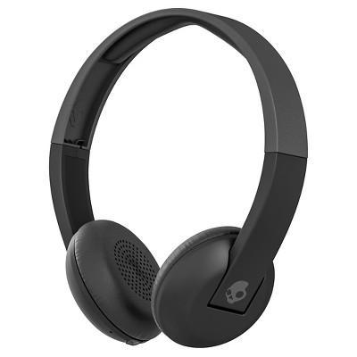 Skullcandy® Uproar Wireless One-Ear Headphone Black