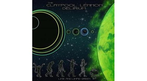 Claypool Lennon Deli - Lime And Limpid Green (Vinyl) - image 1 of 1