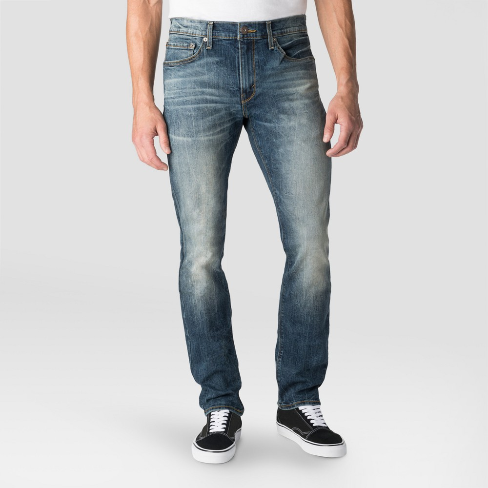 Denizen from Levi's Men's 216 Skinny Fit Jeans - Cren 34x34