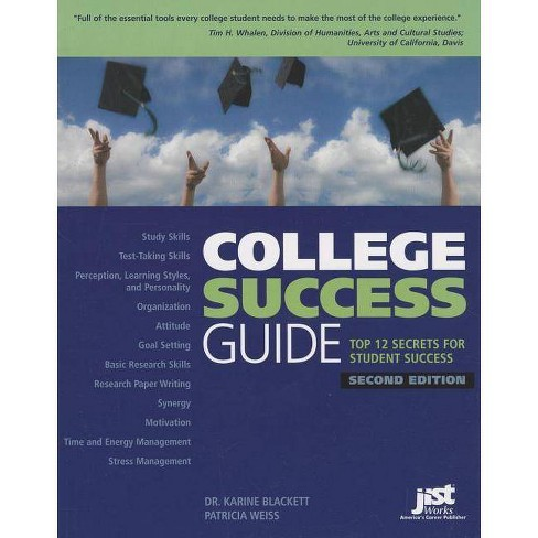 College Success Guide - 2 Edition by  Karine Blackett & Patricia Weiss (Paperback) - image 1 of 1