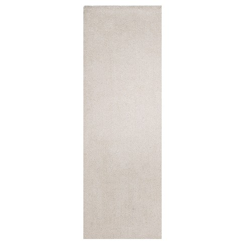 Bliss Ivory Shag Woven Rug - KAS - image 1 of 1