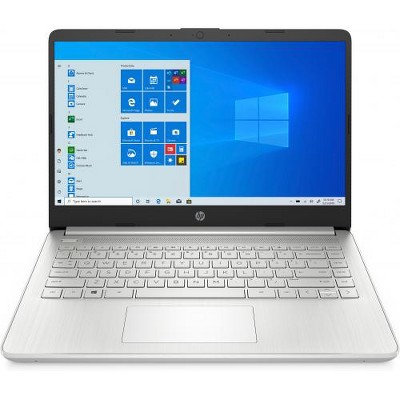 "HP Stream 14 Series 14"" Laptop AMD 3050u 4GB RAM 64GB eMMC Natural Silver - AMD Athlon 3050U Dual-core - AMD Radeon Graphics"