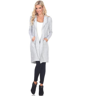 Women's North Cardigan - One Size Fits Most - White Mark