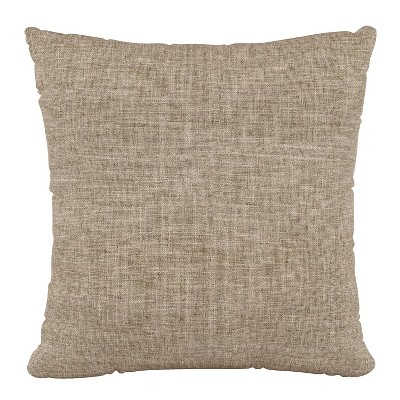 Polyester Square Pillow In Zuma - Skyline Furniture : Target