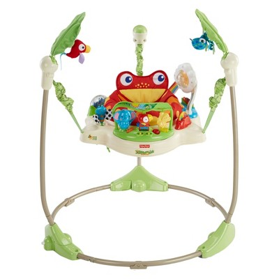 Fisher-Price Jumperoo - Rainforest Friends