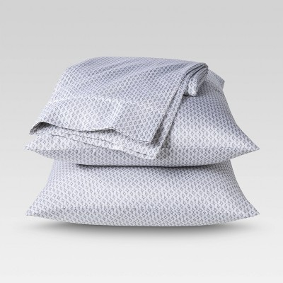 Performance Sheet Set (King) Gray 400 Thread Count - Threshold™