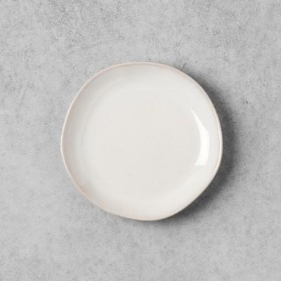 Stoneware Bread Plate - Cream - Hearth & Hand™ with Magnolia