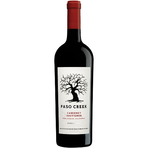 Paso Creek Cabernet Sauvignon Red Wine - 750ml Bottle - image 1 of 1