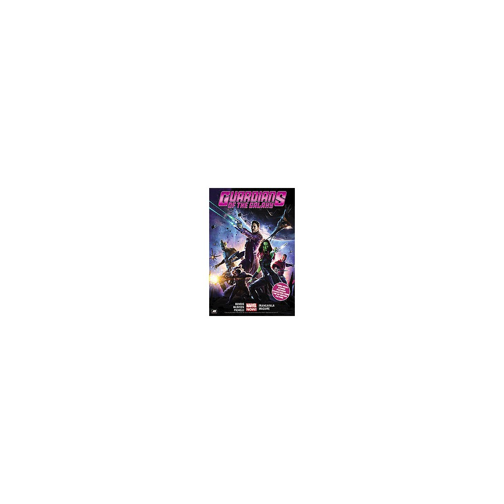 Guardians of the Galaxy 1 (Hardcover) (Brian Michael Bendis)