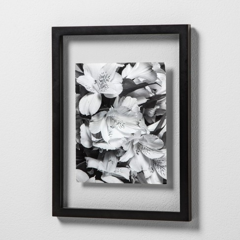 11x15 Float Frame Black Made By Design Target
