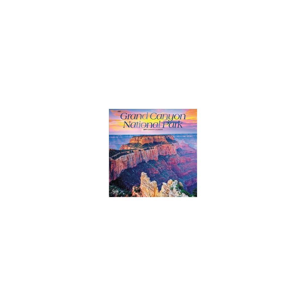Grand Canyon National Park 2019 Calendar - Mul (Paperback)