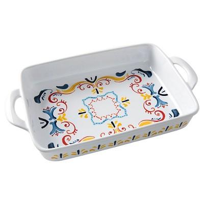 Nordic Ware Ceramic Printed Lasagna Pan