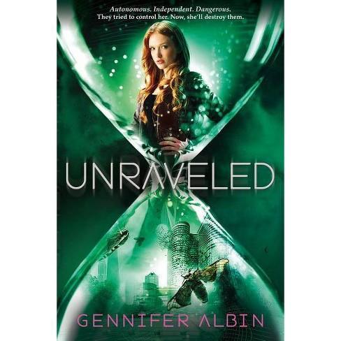 Unraveled - (Crewel World) by  Gennifer Albin (Paperback) - image 1 of 1