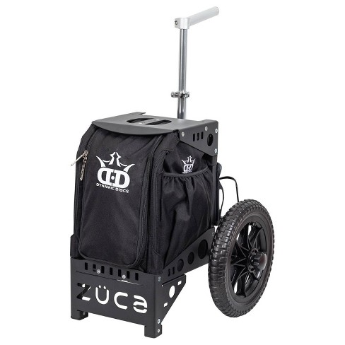 Dynamic Discs ZUCA Compact Cart - Black - image 1 of 4