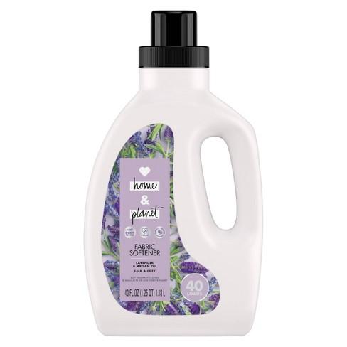 Love Home & Planet Lavender & Argan Oil Fabric Softener - 40oz. - image 1 of 4
